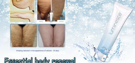 Essential body renewal